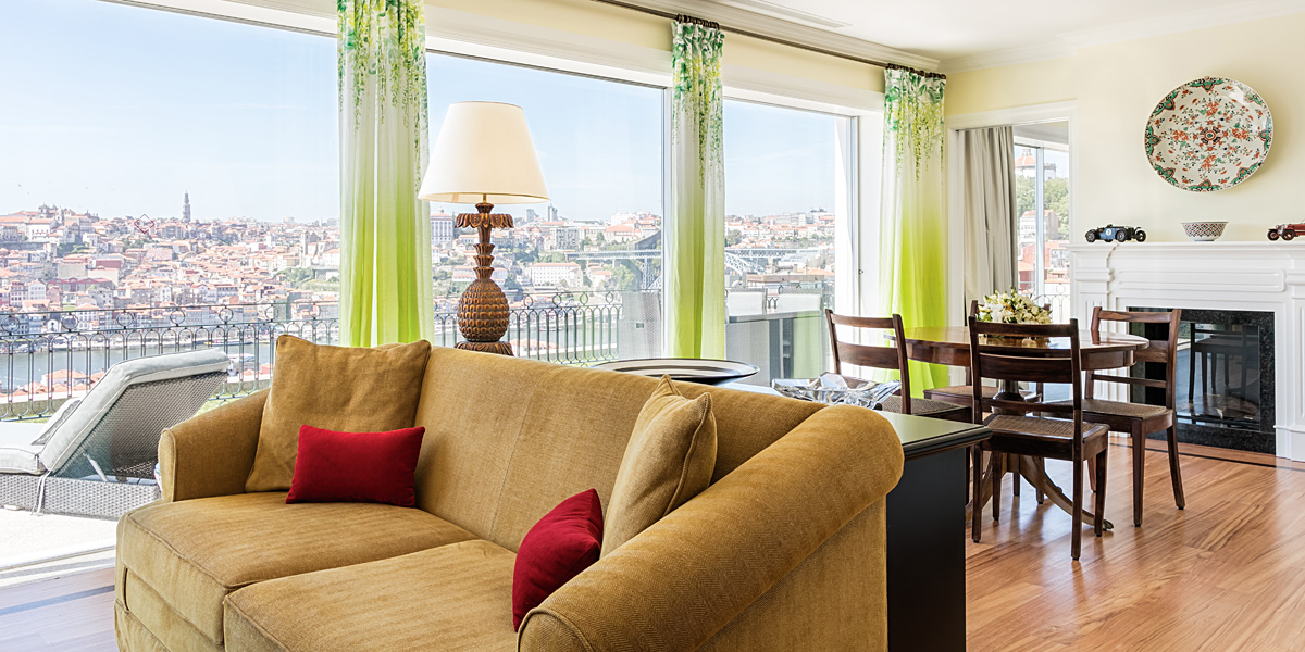 The Artist Suite, The Yeatman